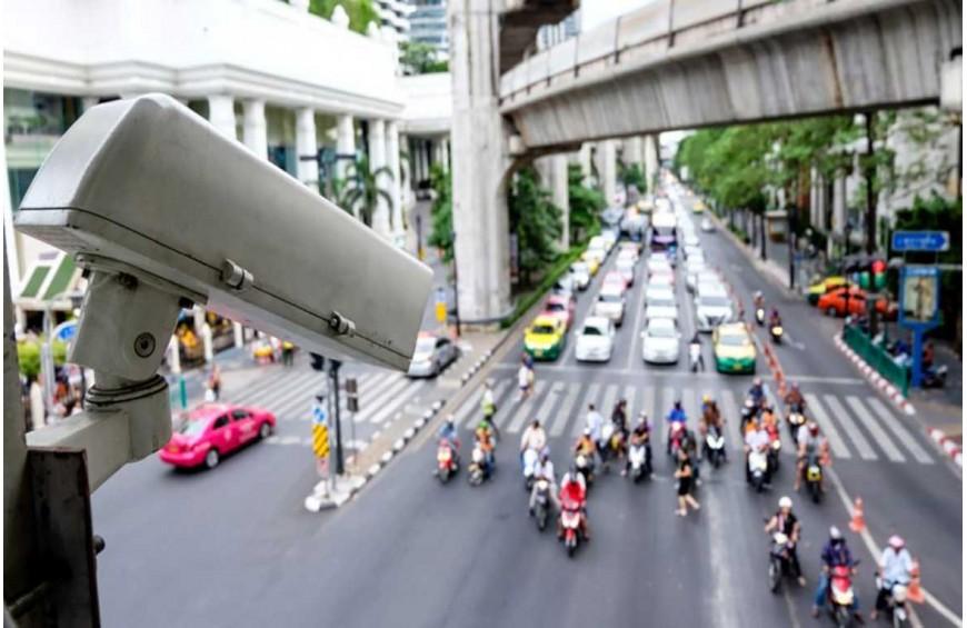 دوربین های نظارت شهری