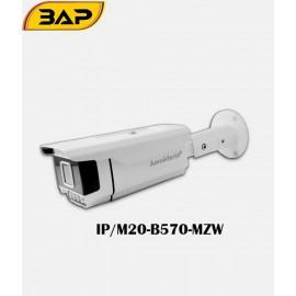 دوربین مداربسته امن آفرین(موتورایز)وارم لایت مدل IP/M20-B570-MZW