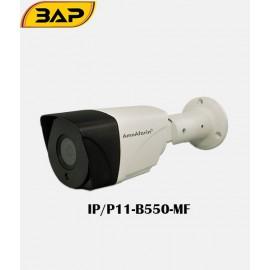 دوربین مداربسته امن آفرین (تشخیص چهره) مدل IP/P11-B550-MF